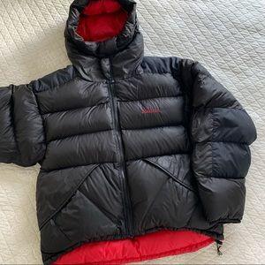 Marmot Winter Jacket Goose Down Puffer